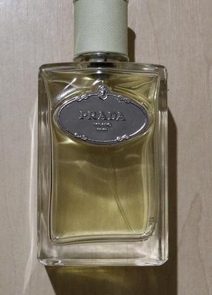Парфюмированная вода prada infusion d'iris (2015), оригинал