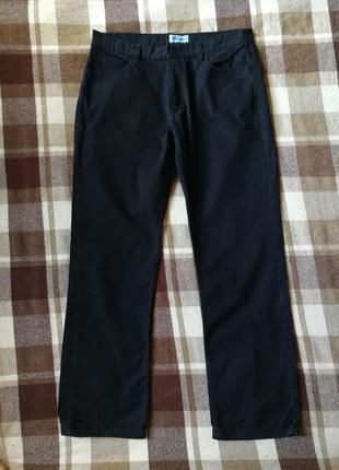 Плотные прямые мужские джинсы george