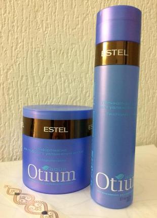 Estel otium маска для длинных волос отзывы