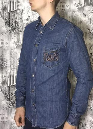 Dolce gabbana vintage jeans рубашка
