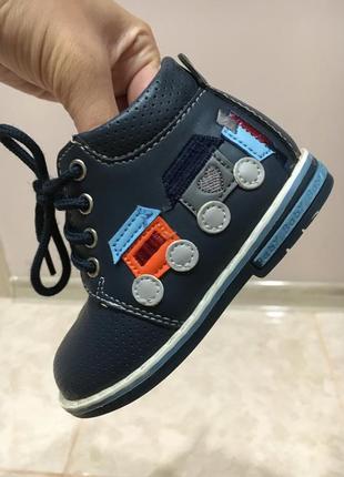 Ботинки clibbe