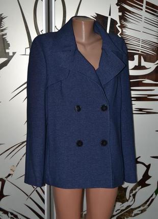 Пиджак жакет плотный
