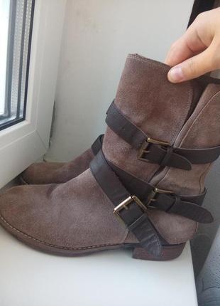 Ботинки полусапожки чобітки
