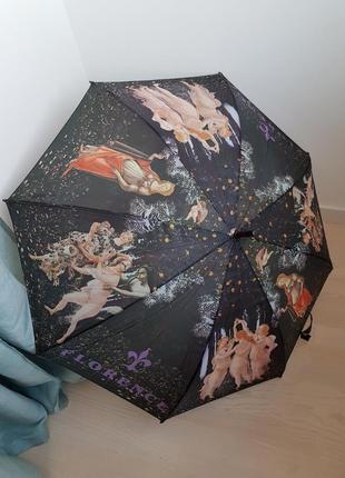 Зонт трость из флоренции