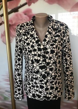 Фирменный пиджак жакет от moschino jeans оригинал