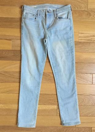 Новые светлые джинсы gap