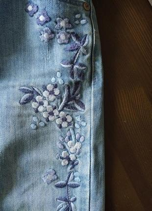 Красивые джинсы.  кл