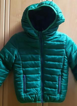Куртка terranova демисезонная