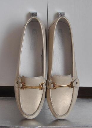 Кожаные лоферы туфли мокасины / шкіряні туфлі лофери