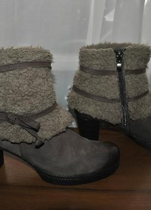 Шикарные ботиночки от caprice