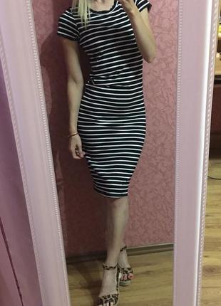 Миди платье primark