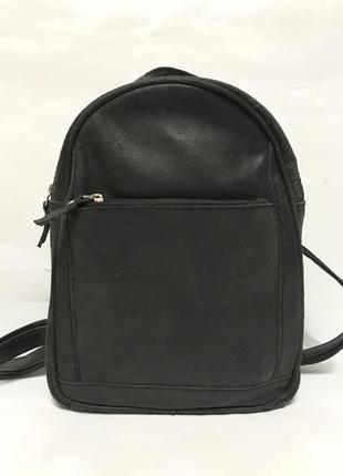 Рюкзак 🎒 натуральная кожа