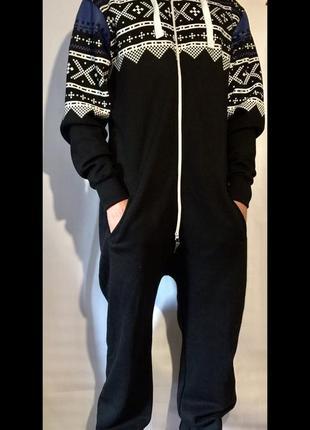 Отличная пижама,слип,комбинезон