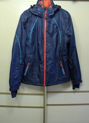 Оригинал crivit германия мембранная лыжная термо куртка