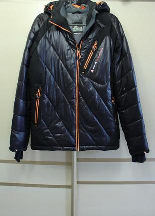 Оригинал теплая peak mountain франция salomon куртка