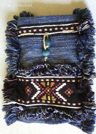 Этно сумка (идет в подарок к вещи больше 300 грн.)