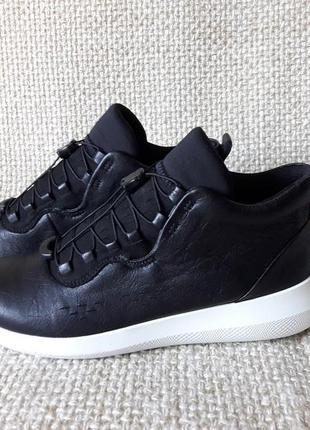 Кросівки шкіряні оригінал ecco scinapse 450553 розмір 39
