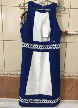 Платье стильное платье сарафан туника cannella
