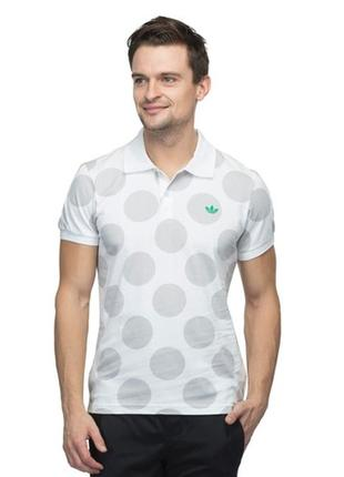 Поло/футболка adidas originals stan smith polo