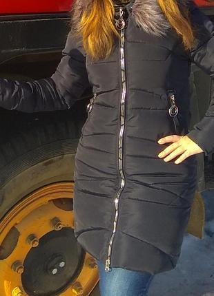 Курточка женская зимняя, куртка