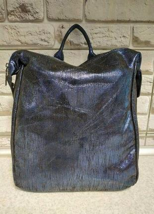 Шикарный рюкзак, лазерная обработка