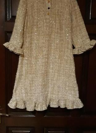 Яркое платьице