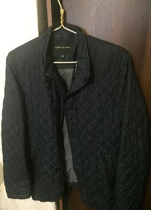 Классный пиджак стёганый
