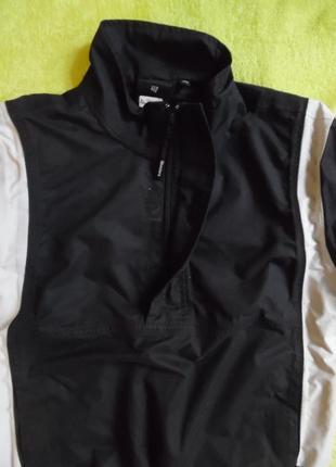 Куртка курточка ветровка  дождевик плащ спортивная кофта не продуваемая 7-8 лет