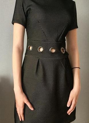 Клёвые платья с эффектом просвечивающегося тела #черный / синий