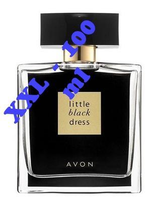 Парфюмерная вода little black dress эйвон avon