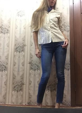 Стильная рубашка от burberry original s-m