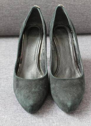 Туфли grado натуральная замша 39 размер