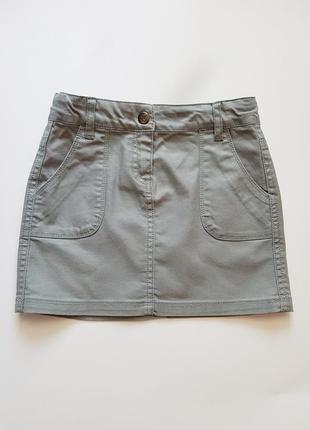 Джинсовая юбка на девочку tape a l'oeil (франция)