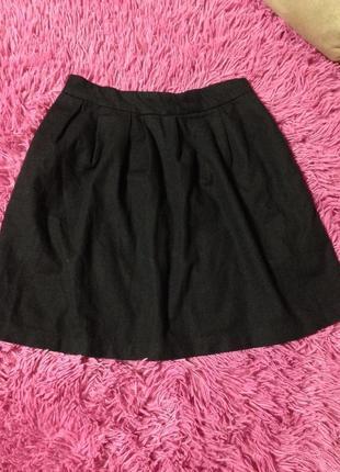 Классическая юбка (тюльпан) stradivarius