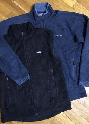 Флисовая кофта patagonia r3 polartec fleece jacket8 фото