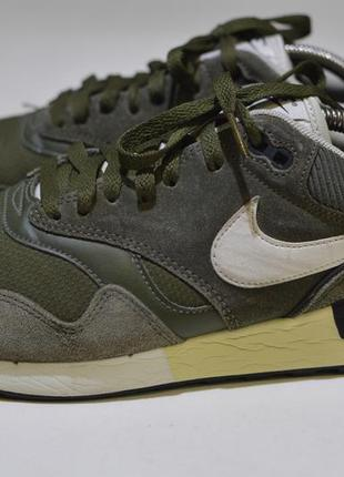 Кроссовки nike air odyssey trainers green 652989-303 casual