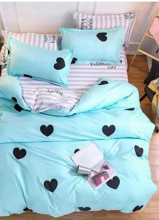 Полуторный и 2-спальный постельный комплект в наличии