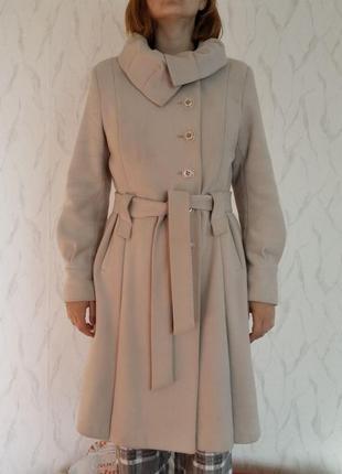 Элегантное пальто на осень/весну