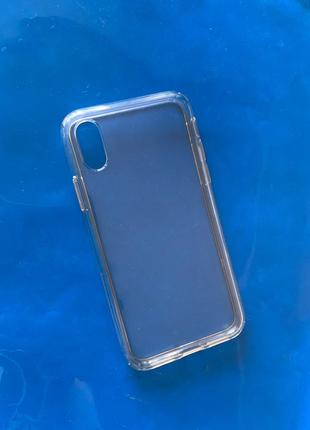 Чехол spigen на iphone x/xs