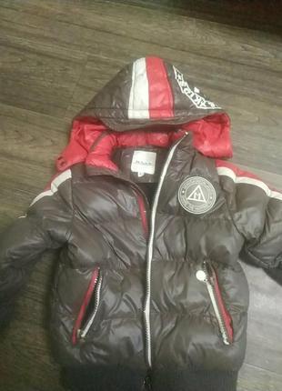 Куртка на 3 года