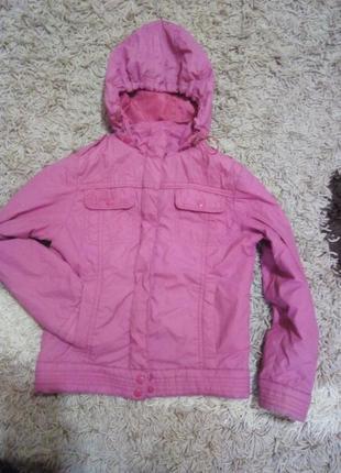 Ветровка курточка пиджак 116-122