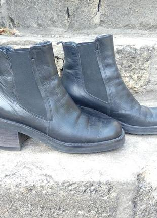 Итальянские ботинки (осень-весна )
