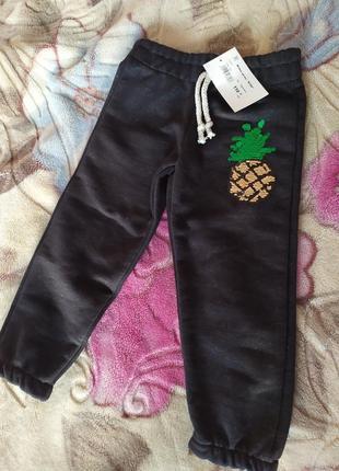 Нові штани дитячі (унісекс)