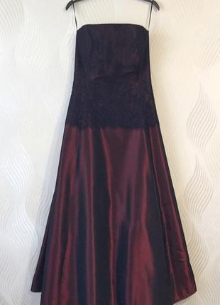 Вечернее платье sixth sense платье на выпускной
