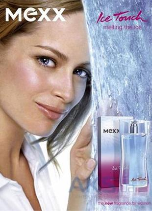 Парфюм mexx ice touch woman edt 20 мл, оригинал!