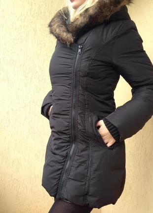 Пуховик stradivarius, пальто, куртка