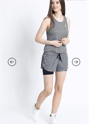 Комбинезон adidas performance jumpsuite костюм ромпер