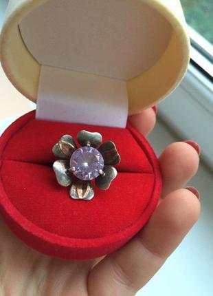 Срібне колечко/ серебряное кольцо
