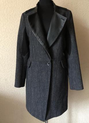 Пальто деми  от karen millen  размер м-л
