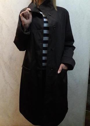 Мега стильное  пальто от limonta  delmod